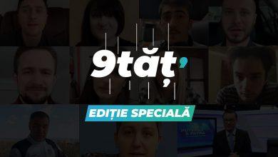 Photo of video | Voi – eroi, fiți tari! Invitații edițiilor 9tăț' au transmis mesaje de mulțumire moldovenilor care luptă împotriva coronavirusului