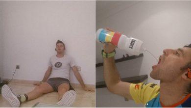 Photo of foto | A alergat 61 de kilometri… prin casă. Gestul unui sportiv spaniol, care îndeamnă oamenii să stea izolați pentru a preveni răspândirea coronavirusului