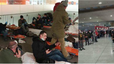 Photo of foto | Cazul moldovenilor blocați pe aeroportul din Paris: Aceștia au primit ajutor de la francezi. Cum au reacționat autoritățile noastre?