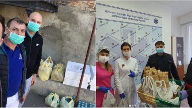 Photo of foto | Moldovenii se solidarizează împotriva coronavirusului. Prânzuri calde și transport gratuit oferit medicilor care tratează persoanele infectate cu COVID-19