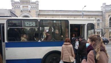 Photo of Pasagerii transportului public din Chișinău, obligați să-și acopere fața cu o mască sau alt material de protecție! Decizia CSE