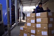 Photo of video | Peste 40.000 de măști și 600 de termometre cu infraroșu au fost oferite doctorilor din Moldova de UNICEF