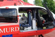 Photo of foto | Un tânăr a fost transportat de urgență la Chișinău cu un elicopter SMURD. Ce suferise?