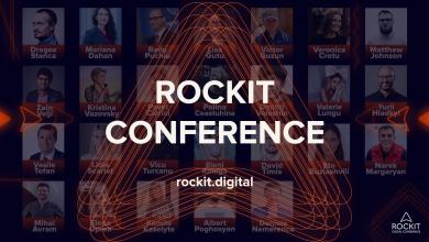 Photo of Speakeri cu nume sonore din afaceri, startups și antreprenoriat vin la Rockit Conference 2020. Află cine sunt ei!