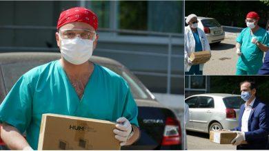 Photo of foto | Faptele bune nu cunosc distanța! Mai mulți moldoveni din diasporă au donat un aparat de intubare spitalului din Cahul