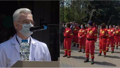 """Photo of video   42 de medici români au ajuns în țara noastră și urmează să ne sprijine în lupta cu virusul COVID-19. """"Cine salvează o viață, salvează o lume întreagă"""""""