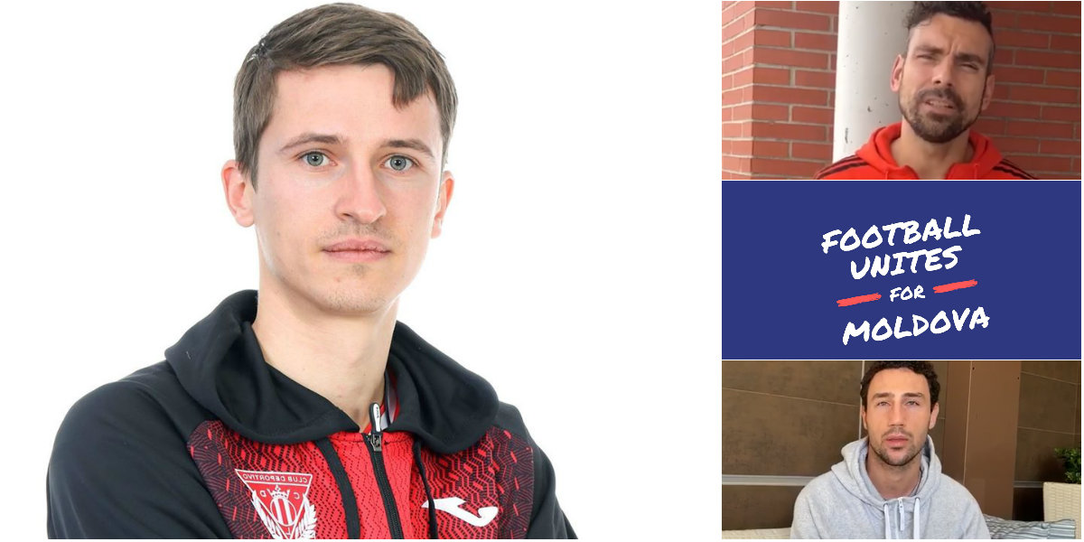 Photo of video | În atenția microbiștilor moldoveni: Află secrete și învață din experiențele fotbaliștilor internaționali, iar în același timp, luptă contra COVID-19