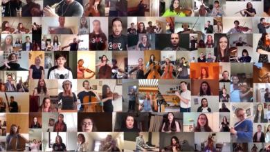 """Photo of video   Și-au unit vocile și au cuprins cu emoție toată planetă! Artiști din întreaga lume, inclusiv și din Moldova, au cântat """"Odă Bucuriei"""" pentru a susține lupta cu COVID-19"""