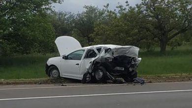 Photo of Poliția confirmă că automobilul accidentat în apropiere de Ivancea aparține INSP. Șoferul a fost transportat la spital