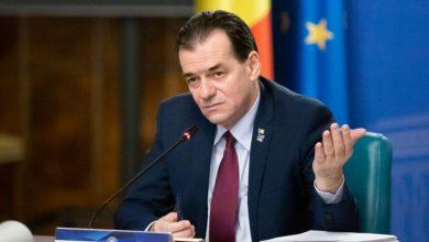 Photo of Premierul român a sunat la Poliție pentru a fi amendat. Ce încălcare a comis Ludovic Orban?