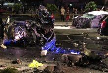 Photo of video | Șoferul mașinii care ar fi provocat teribilul accident din centrul capitalei mai fusese sancționat pentru șase încălcări