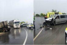 Photo of Noi detalii în cazul accidentului de lângă Peresecina: Patru persoane au avut nevoie de îngrijiri medicale. Cum s-a produs impactul?
