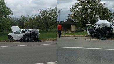 Photo of foto | Accident grav pe un traseu din raionul Orhei. O mașină-capcană ar fi fost făcută zob