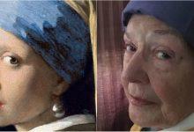 Photo of foto | Au găsit ac de cojocul plictiselii! O bunică și nepoata sa au recreat câteva dintre cele mai faimoase opere de artă