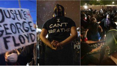 Photo of video | 32 de mari orașe americane au fost cuprinse de furia oamenilor. Toți cer dreptate pentru uciderea cu sânge rece a lui George Floyd
