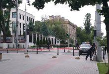 Photo of update | Alerta cu bombă de la Ambasada Federației Ruse a fost falsă. Ce au găsit, însă, geniștii?