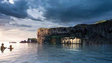 Photo of foto, video | Priveliște spectaculoasă și un mini bar în mijlocul oceanului. Cum arată una dintre cele mai luxoase destinații din Islanda?