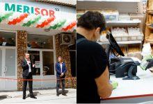 "Photo of foto | Șor a deschis la Nisporeni al 127-lea magazin social din rețeaua ""Merișor"""