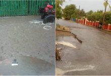Photo of foto | Natura se dezlănțuie? Și la Glodeni mai multe gospodării au fost inundate după o ploaie puternică