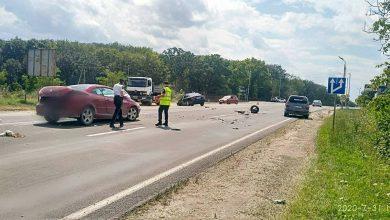 Photo of foto | Doi copii au ajuns la spital în urma unui accident rutier. Unul dintre șoferi a părăsit locul impactului