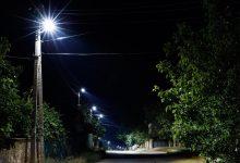 Photo of foto | Și satul Piatra din Orhei a devenit mai luminos. Echipa Partidului ȘOR a inaugurat noul sistem de iluminat stradal