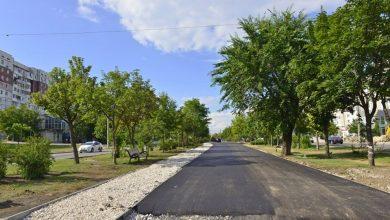 Photo of foto | Cișmele, terenuri de joacă și sistem de irigare. Cum ar putea arăta aleea de la Ciocana după renovare?