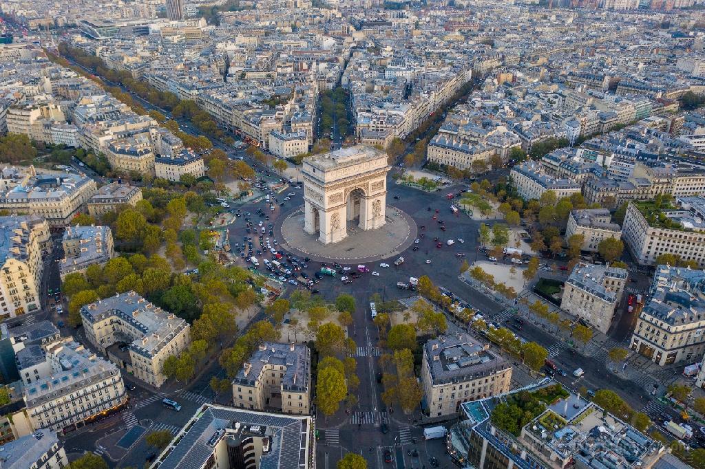 Arcul de triumf, franța, paris