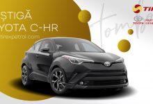 Photo of foto | La Tirex Petrol poți câștiga acum o Toyota C-HR sau alte premii de valoare! Iată condițiile