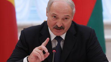 """Photo of Lukașenko – în """"lista neagră"""" a Letoniei, Lituaniei și Estoniei. Zeci de funcționari din Belarus au fost declarați persona non grata"""