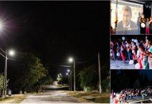 Photo of foto | Încă un sat din Orhei are iluminare stradală! Partidul ȘOR a finalizat proiectul la Morozeni