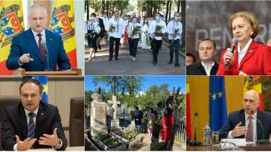 """Photo of Dodon ne felicită cu """"ziua limbii noastre… pe care majoritatea o numesc moldovenească"""". Mesajele politicienilor de Ziua Limbii Române"""