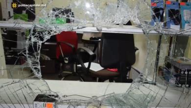 Photo of video | Un lombard de la Ciocana a fost atacat. Prejudiciul cauzat se estimează la peste 46.000 de lei