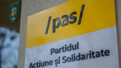 """Photo of PAS, după demisia Executivului: """"Este rezultatul presiunii venite din partea cetățenilor"""""""