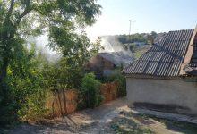 Photo of foto   Incendiu la Durlești! Flăcările au afectat două locuințe, iar o femeie a suferit arsuri