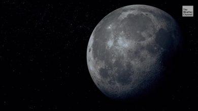 Photo of Pe Lună au fost observate bucăți de rugină. Care este explicația acestui fenomen ciudat?