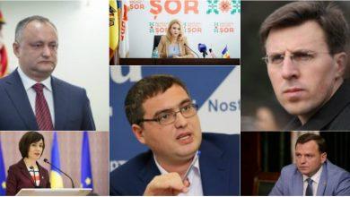 Photo of foto | Lista celor 13 candidați care tind să ocupe fotoliul de președinte al Republicii Moldova