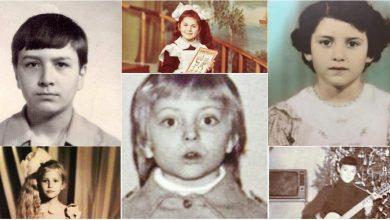 Photo of foto | Pe cine ai recunoscut din prima? Așa arătau persoanele celebre din Moldova și de peste Prut în anii de școală