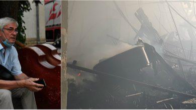Photo of foto | Artiștii au rămas fără casă. Imagini dureroase cu interiorul distrus al Filarmonicii Naționale