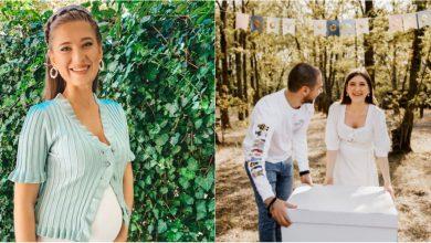 Photo of foto, video | Momentul emoționant în care Valerie's Food și soțul ei au aflat dacă vor avea un băiețel sau o fetiță. Cuplul a optat pentru o petrecere gender reveal