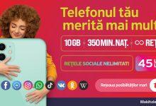 Photo of Bucură-te de mai mult internet! La doar 45 de lei – la Unité ai 10 GB lunar și nelimitat pe rețele de socializare!