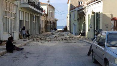 Photo of Dramele din Samos. În timpul cutremurului, un zid s-a prăbușit peste doi adolescenți care veneau de la școală