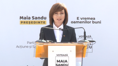 """Photo of video   Sandu, la începutul campaniei electorale: """"Oameni buni, putem să facem ceva de care să fim mândri"""""""
