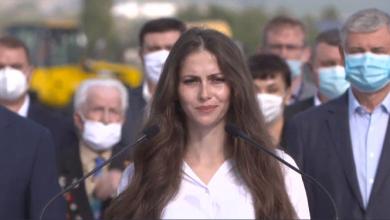 """Photo of Campioana la taekwondo Tatiana Țîmbalari: """"Sportul în Republica Moldova are viitor datorită susținerii lui Igor Dodon"""""""