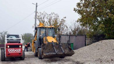 """Photo of foto   Proiectul de reabilitare a drumurilor din Orhei continuă cu suportul echipei lui Ilan Șor. """"Planificăm să mai renovăm alte câteva străzi"""""""