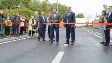 Photo of foto | Echipa lui Ilan Șor a dat în exploatare încă trei străzi la Orhei