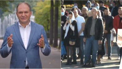 Photo of Ceban spune da, imaginile arată ba! Primarul afirmă că la hramul orașului s-au respectat măsurile epidemiologice