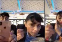 Photo of video | Faza zilei: O deputată a mâncat zeamă, a navigat pe internet și a vorbit nestingherit la telefon chiar în timpul unei ședințe