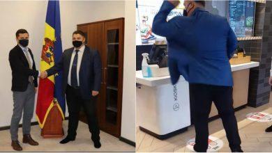 """Photo of Nagacevschi l-a chemat """"la cabinet"""" pe avocatul care a provocat un scandal din cauza măștii. Ministrul, """"mustrat"""" pentru anunțul plin de greșeli"""