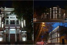 Photo of foto | Chișinăul devine mai frumos noaptea. Trei clădiri istorice din capitală, iluminate artistic