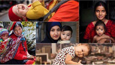 Photo of foto | Diferit, dar la fel! O fotografă demonstrează cum arată maternitatea în mai multe colțuri ale lumii
